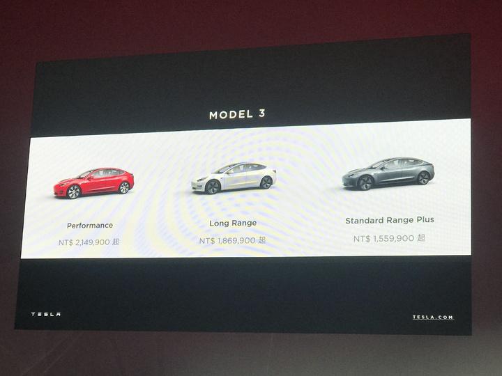 電動車售價具競爭力要和燃油車一拚。記者邱馨儀/攝影