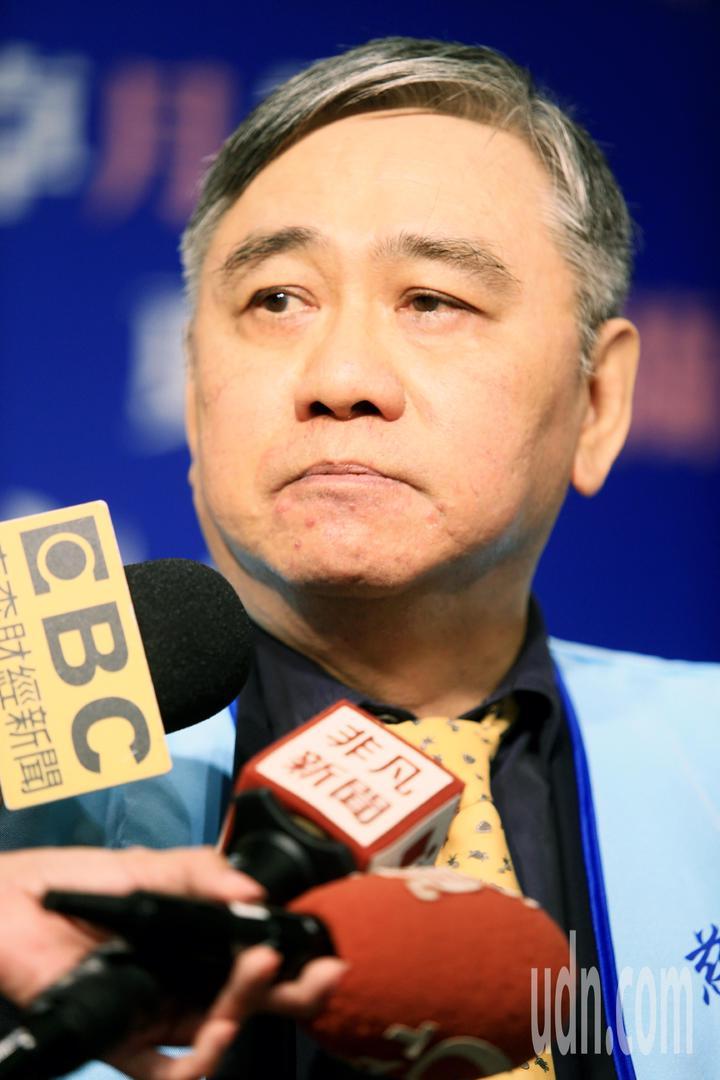 談海外遺產,宏仁集團總裁王文洋表示,我若拿到我的部份全捐出,一毛不留。記者陳正興/攝影
