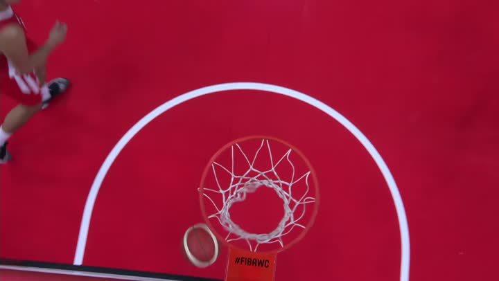2019籃球世界盃- 西班牙 vs. 突尼西亞 (8月31日)
