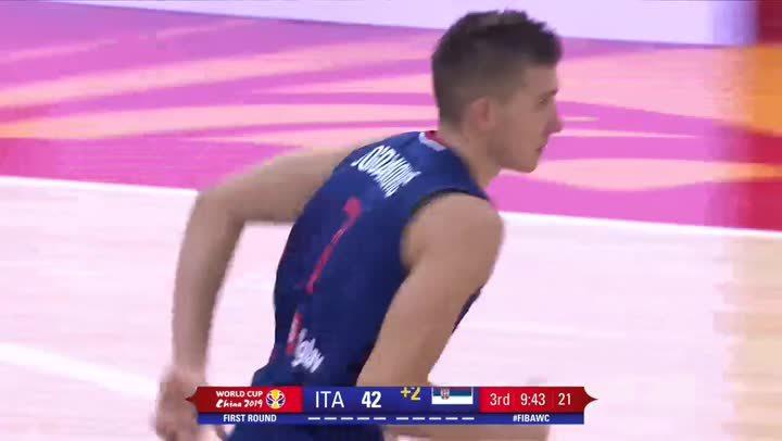 焦點球員-  Bogdan Bogdanovic (9月4日)