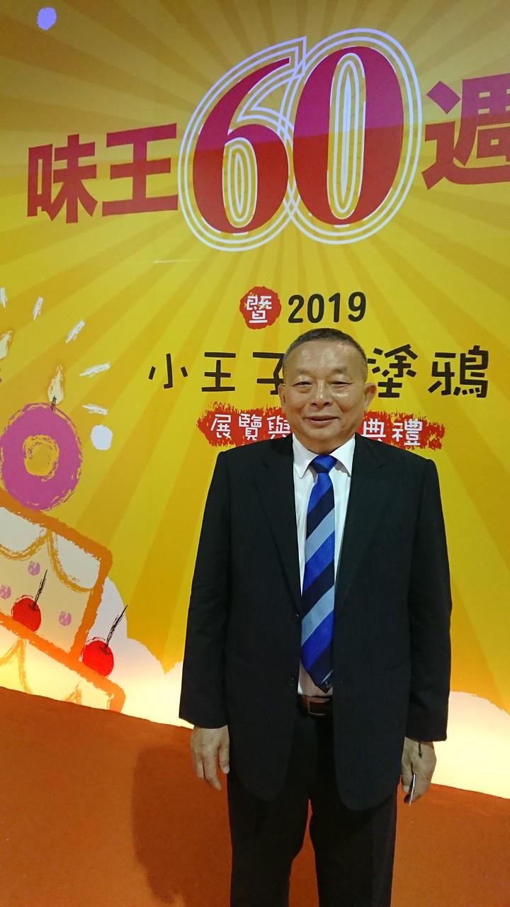 味王董座陳清福指出,未來味王將有三大支柱,就是台灣、越南、泰國。 記者陳美玲/攝影
