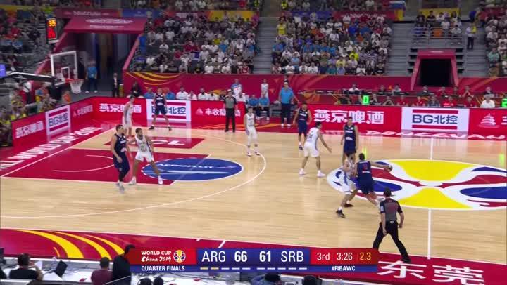 焦點球員- 塞爾維亞三箭頭 (9月10日)