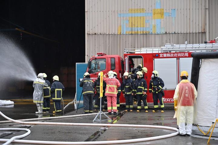避免救災迷航,宜蘭縣消防局申請經濟部工業局補助,建立公眾場所室內3D環景影像系統。最近第一波業者可申請免費拍攝建置,以利將來救災更安全。 圖/消防局提供