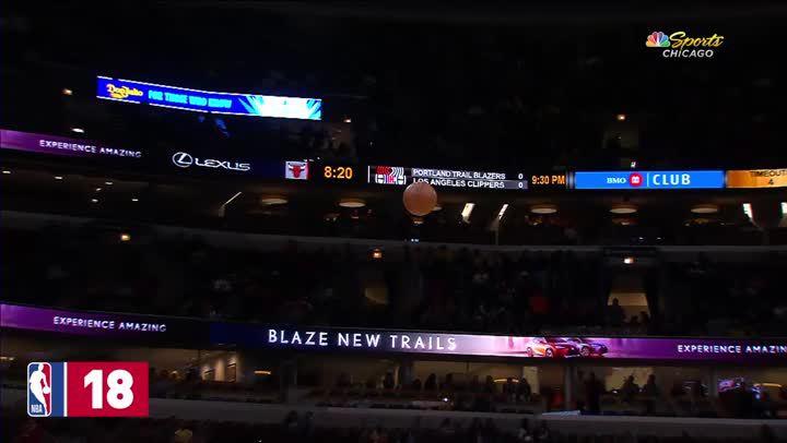 賽季19大灌籃 (2018-19賽季)